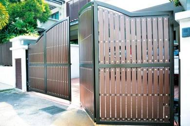 Auto Gate Install,Air Con,Polycarbonate and Awning