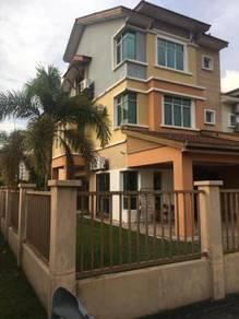 CORNER 2.5 Storey Terrace Bandar Bukit Puchong 2 Puchong extra 20 feet
