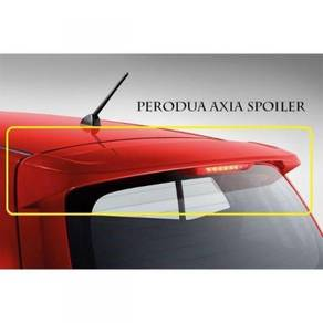 Axia oem spoiler with paint