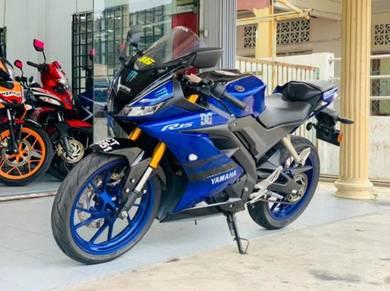 Yamaha R15 2018 R25