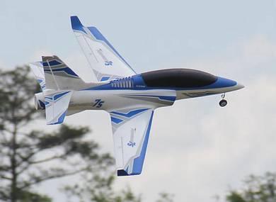 RC PLANE heli Jet drone EPO EDf75 4ch TORNADO 6SEL