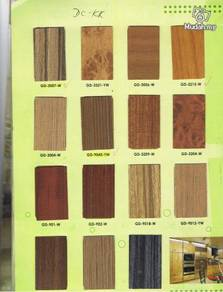 Woodgrain plwood for home deco furniture