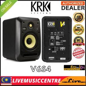 KRK V6S4 6 Inch Studio Monitor Speaker - Each