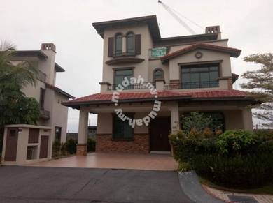 New Resort-Style 3-Storey Bungalow (DIAMOND CITY) - BELOW MARKET VALUE