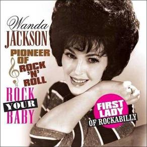Wanda Jackson Rock Your Baby DMM 180g Import LP