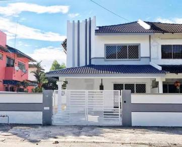Perak, Ipoh, Jalan Kuala Kangsar, Rumah Berkembar 2 Tingkat