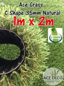 Artificial Grass Rumput Tiruan C35mmN (1M x 2m)