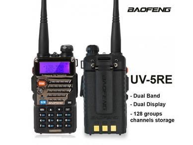 Baofeng UV-5RE Dual Band Walkie Talkie Radio UV5R