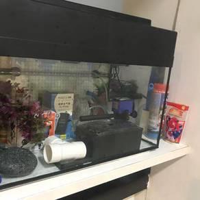 2 Feet Aquarium Complete Set