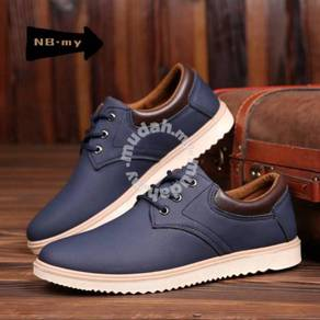 Fashion Casual Comfort waterproof Leather Shoes 4