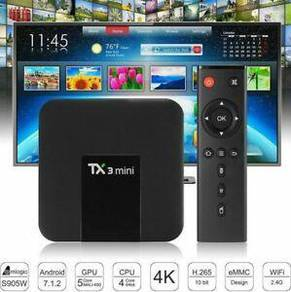 Resolution Android Newest Tv Box