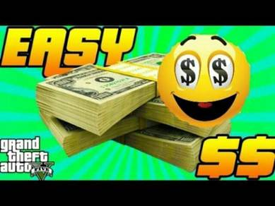 Gta 5 online money (ps4)
