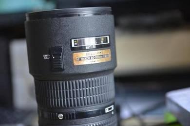 Nikon ED Nikkor 80-200 AF-D F2.8 Made in Japan