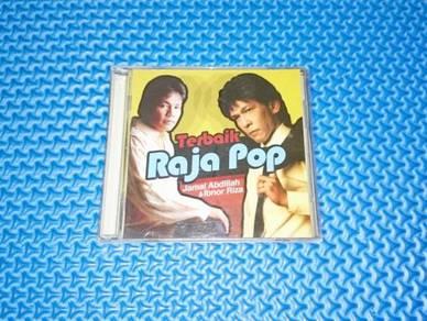 Jamal Abdillah & Ibnor Riza - Terbaik Raja Pop 2CD