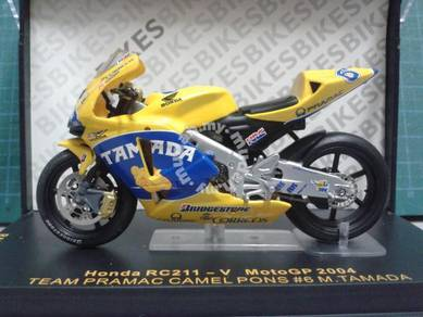 Moto GP 2004 Team Pramac Camel Pons