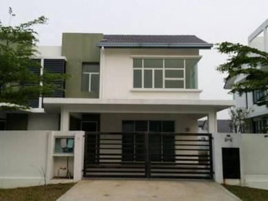 Freehold Semi D 2sty 40x75 Setia Impian Kajang Jade Hill Serdang
