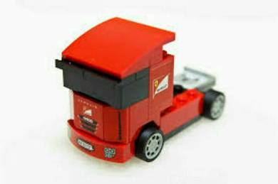Shell Lego Lorry Gift Hadiah