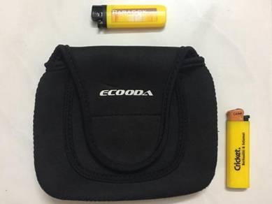 Ecooda Black C5 - Fishing Reel Bag Beg Rod