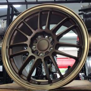 Sport rim VOLK RAYS RE30 DESIGN 17x8 5x114.3