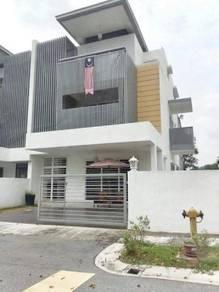 [Endlot with Extra Land] 3-Storey Superlink, Taman Nadayu 92, Kajang