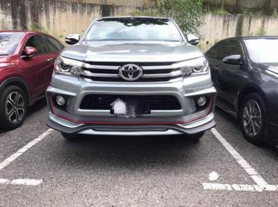 Toyota hilux revo bodykit trd v2 body kit w paint