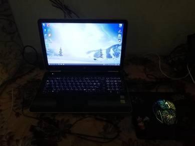 Laptop hp pavillion 15 au102tx