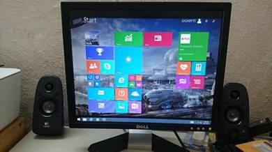 Monitor LCD DELL 17inch E178FP