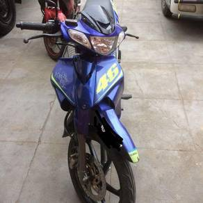 2002 Yamaha 125Z 125ZR