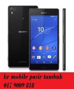 Sony Xperia Z 5inch screen