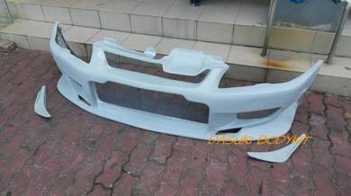 Front Bumper Mitsubishi Evo