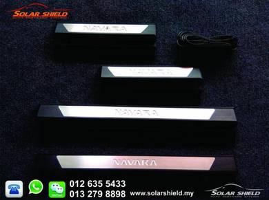 Nissan Navara LED Side Sill Step Side Step