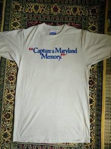 Vintage vtg capture a maryland memory 5050