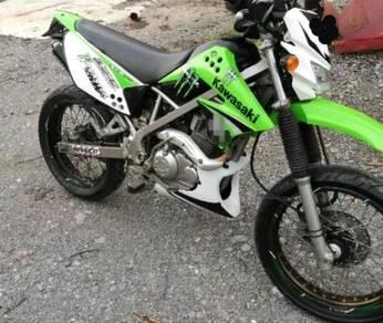 Kawasaki KLX150 2012
