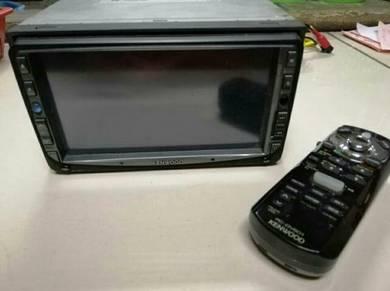 Kenwood car DVD player