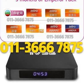 FullHD Asian 4K Lite TV box (8GB) pro
