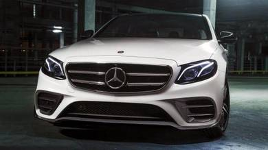 Mercedes W213 AMG LINE SPORT CONVERSION SET