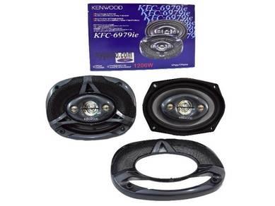 Speaker KENWOOD KFC-6979ie 6x9 1200watt Bujur