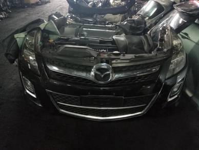 Mazda 8 Nosecut