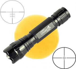 UltraFire 501B XP-G3 CREE Yellow LED Hunting Torch