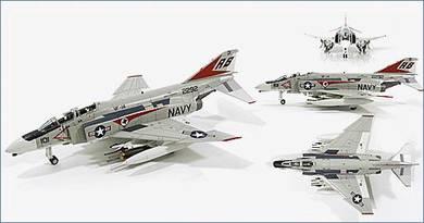 HM HA1970 McDonnell Dougla F-4B Phantom II