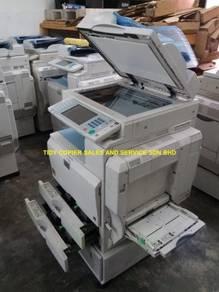 Mp4000b mesin photocopy b/w market sale