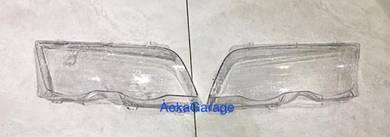 BMW E46 Pre LCI Sedan Front Head Lamp Light Cover