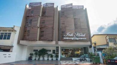 For Sale : Ink Hotel at Siam Road, off Jalan Datuk Keramat, Georgetown
