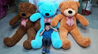 Saiz teddy bear 160cm