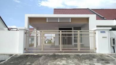 Single storey terrace Taman jelita corner