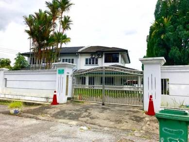 BDC Double Storey Semi-D Facing Main Road
