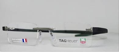 Original Tag Heuer TH3741 Rimless Eyeglasses