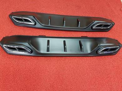 Honda civic fc rear lower garnish diffuser pp