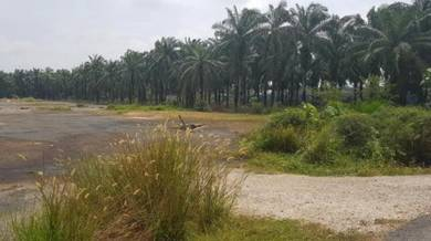 IJOK Industrial Land 2.3 Acres FREEHOLD Near Mainroad