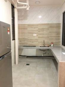 [peti sejuk/washing machine]lagoon perdana apartment,bandar sunway